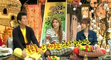 Ailee Pokes Fun of Herself and Reveals Her Lifestyle