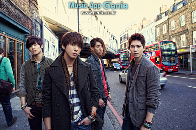 [Genie K-POP] Star Interview: Re BLUE, Re CNBlue