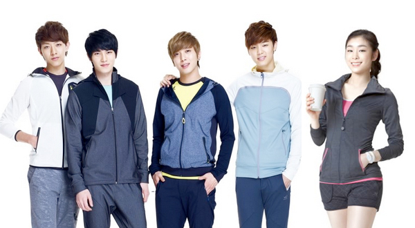 CNBlue to Work with Jung Yong Hwa's Ideal Girl Kim Yuna