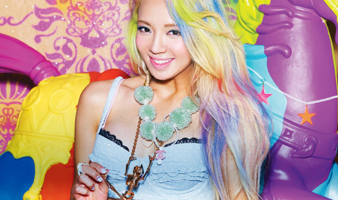 According to Tarot Cards, Hyoyeon Will Have a Perfect Boyfriend Soon?