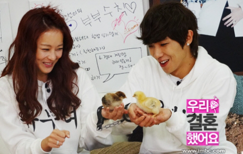 """We Got Married"" to Air Lee Joon & Oh Yeon Seo's Final Date Tomorrow"