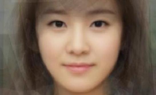 10 Female Idol Groups' Average Faces