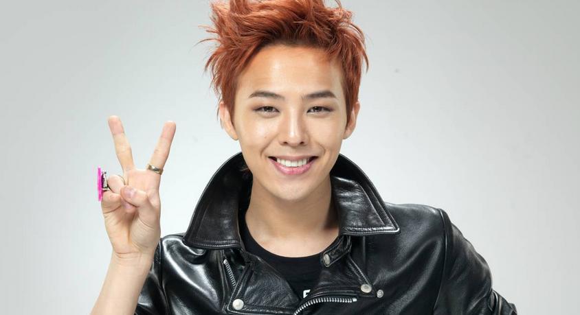 G-Dragon Shares a Childhood Photo of Himself