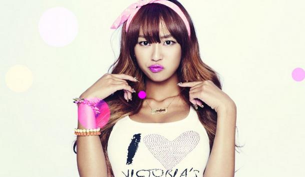 Wardrobe Malfunction Exposes SISTAR's Hyorin's Push Up Bra