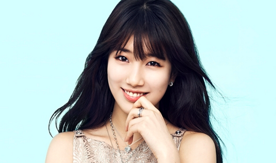 """miss A's Suzy Looks Lovely for """"ELLE"""""""