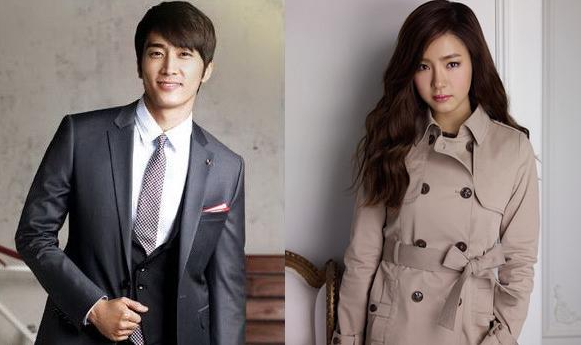 """When a Man's in Love"" Unveils First Photos of Song Seung Heon and Shin Se Kyung"
