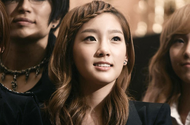 K-Pop Idols Love Braided Bangs