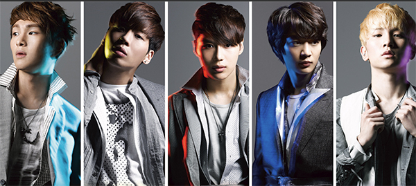 """SHINee Releases MV for Upcoming Japanese Single """"Fire"""""""