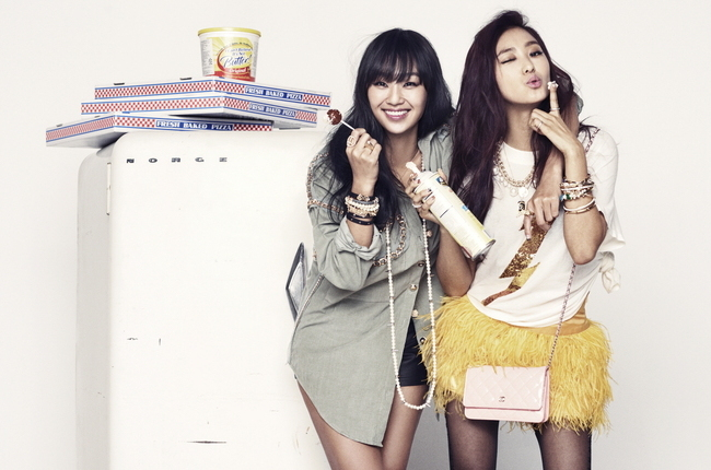 """SISTAR 19's Practice Clip For """"Gone, Not Around Any Longer"""" Is Sexier Than MV?"""