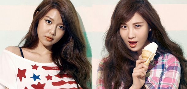 Girls' Generation's Sooyoung and Seohyun Become Tommy Hilfiger Denim's Latest Muses