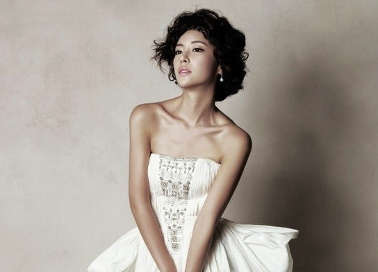 Actress Hwang Jung Eum Opens a me2day Account