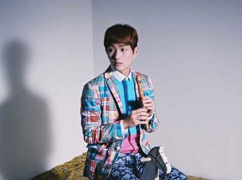 SHINee's Onew's Teaser Photos Revealed