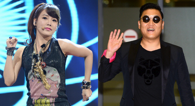 "T-ara's Soyeon Wants to Film ""We Got Married"" With PSY?"
