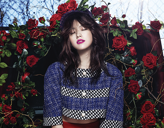 "Actress Han Hyo Joo For ""Vogue Girl"" Magazine Photo Spread"