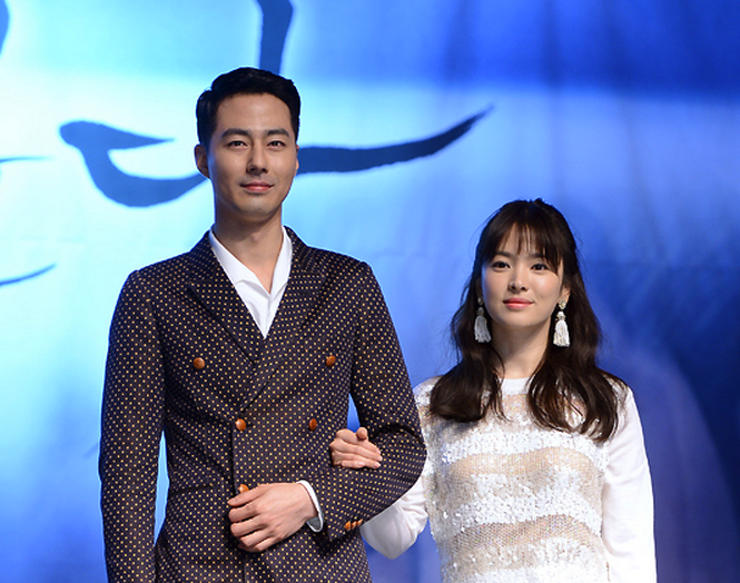 Jo In Sung and Song Hye Gyo's Age-defying Photos From 10 Years Ago