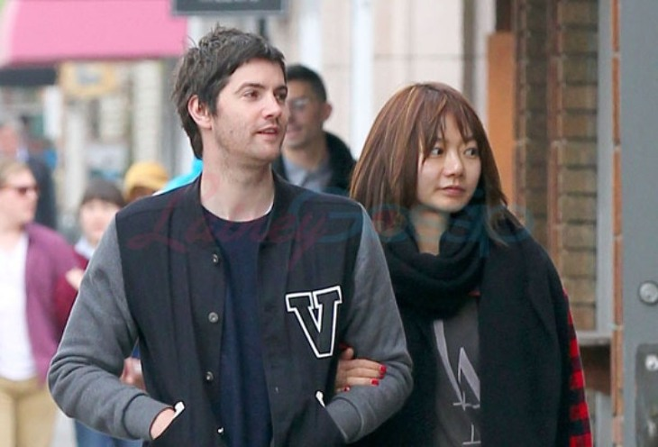 Bae Doona Caught On a Date with British Actor Jim Sturgess