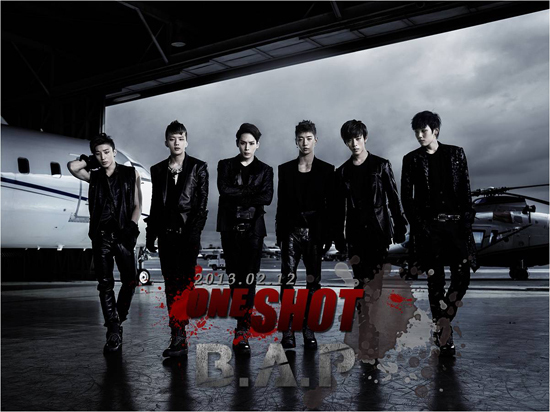 "B A P's ""One Shot"" Tops iTunes Hip Hop Charts in Various Countries"