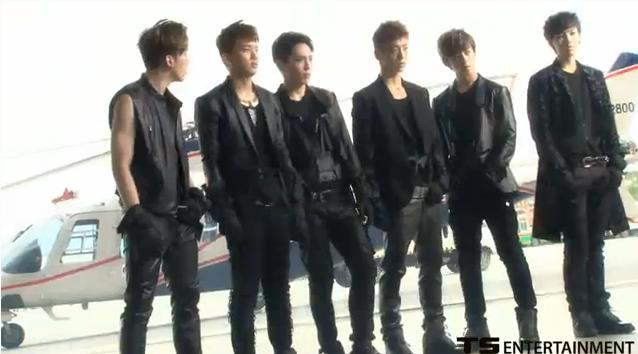 """B.A.P Releases Making of Video for """"One Shot"""""""