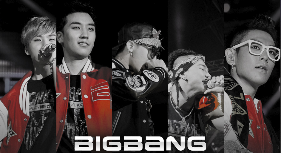 Big Bang Releases Promotional Clip for Music Video Collection