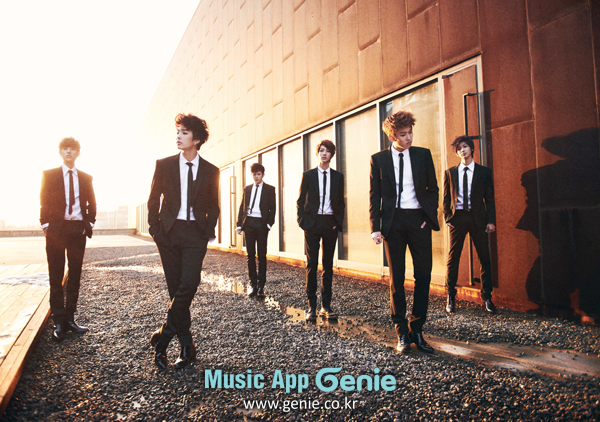 [Genie K-POP] Star Interview: Boyfriend Returns as Homme Fatale