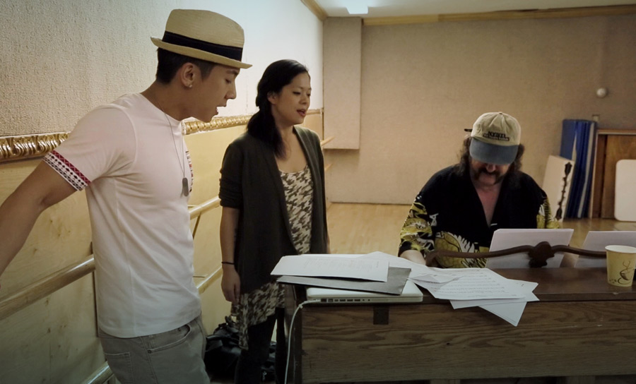 """Album Release: """"Loving the Silent Tears: The Musical,"""" featuring Brian Joo and Heather Park"""