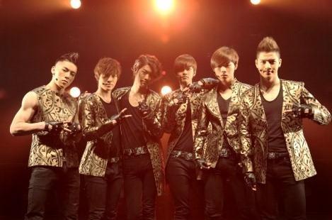 """CROSS GENE Releases PV for Japanese Debut Single """"Shooting Star"""""""