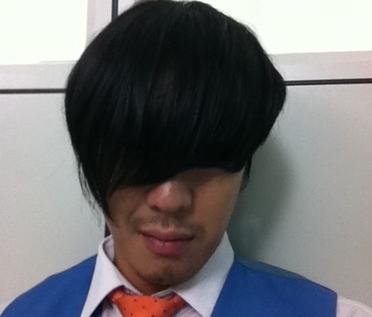 "Haha Wonders If ""Hybrid"" Should Get a Haircut"