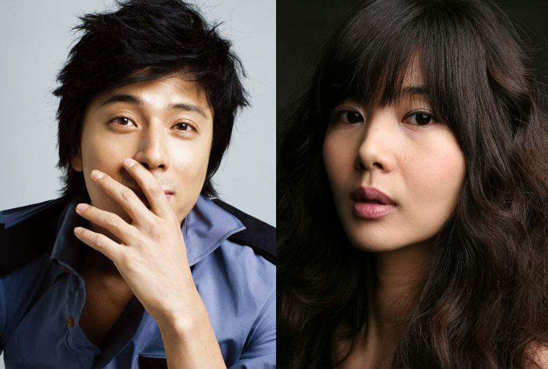 Celeb Couple Han Jae Suk and Park Sol Mi to Tie the Knot in April