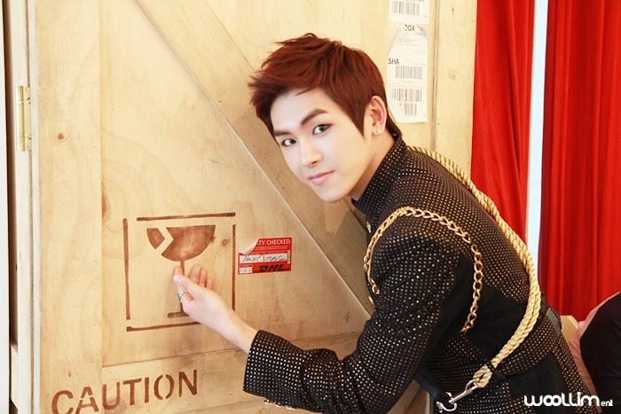 Infinite's Hoya Complains about Demanding CEO