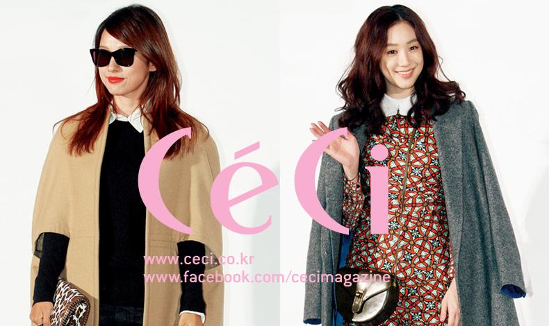 [Ceci] Style Idea: Lee Hyori vs. Jung Ryeo Won