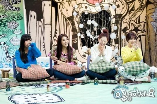 "Sistar's Hyorin: ""My Mom Says I'm Not Pretty"""