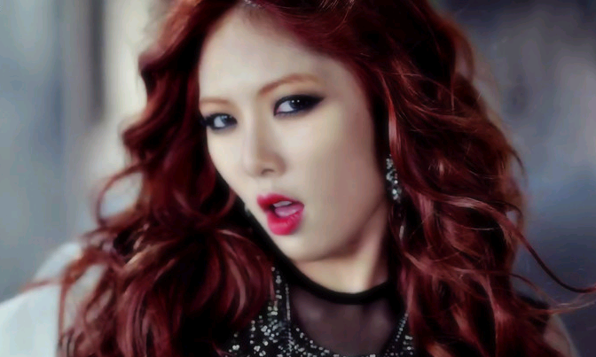 "HyunA Reveals Her Favorite ""Trouble Maker"" Parody"