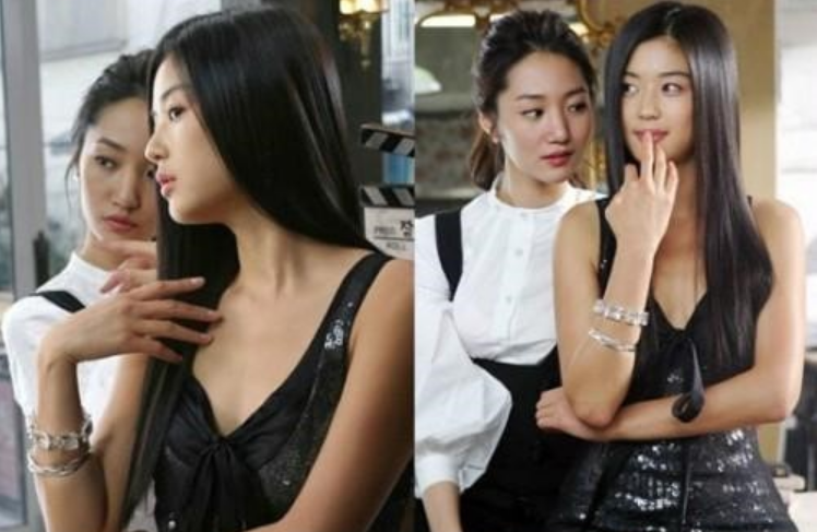 Jeon Ji Hyun and Go Joon Hee Appeared Together in CF 6 Years Ago