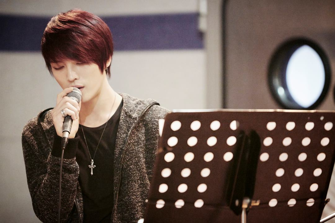 Kim Jaejoong's Solo Album Tops Music Charts in Taiwan and Japan