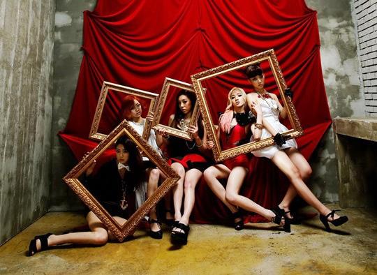 New Girl Group Ladies' Code Releases Member Teaser Videos
