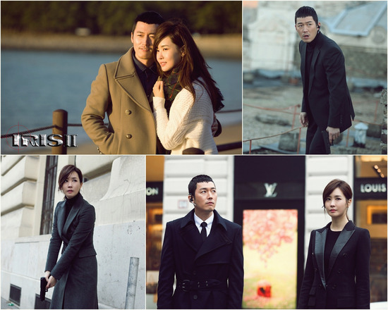 "Lee Da Hae States Jang Hyuk Was Embarrassed During Their Kiss Scene in ""IRIS 2"""