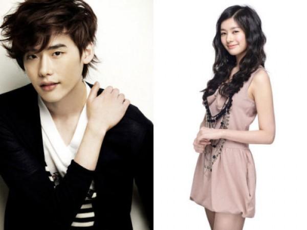 Lee Jong Suk and Jung So Min Deny Dating Rumors