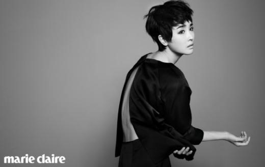 Lee Da Hae Unveils New and Shocking Pixie-Cut Hairstyle