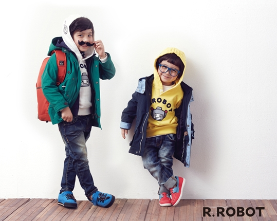 Moon Brothers Share an Adorable Photo Shoot