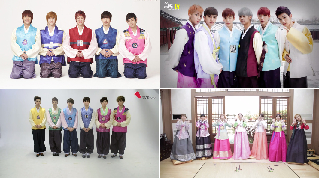 K-Pop Artists Share Their Lunar New Year Video Greetings