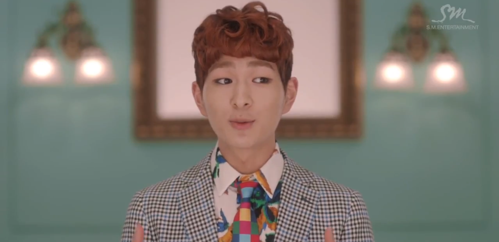 Onew Gets Flustered When Asked About Current Dating Life
