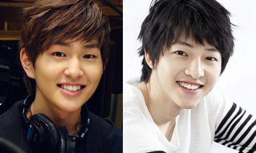 20 Idols and Actors Who Resemble Each Other