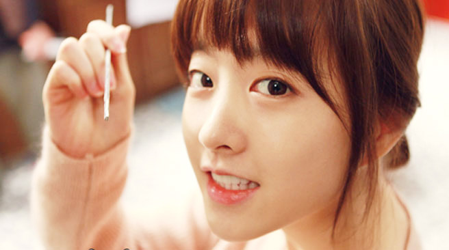 Park Bo Young Reveals that She Was in a Romantic Relationship Not Too Long Ago
