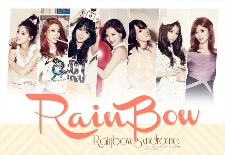 Rainbow Releases Track List Video and Remaining Member Photos