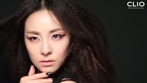 "2NE1's Sandara Transforms into a ""Bloody Devil"" for CLIO"