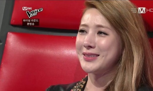"Seo In Young Surprises the Viewers as She Cries on ""Voice Kids"""