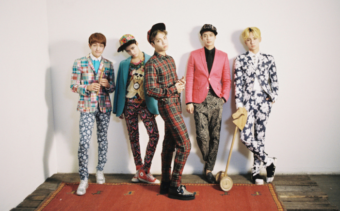 """SHINee Talks About Onew and Jonghyun Getting Old and Their """"Dream Girls"""""""