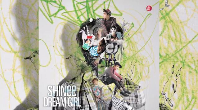 """SHINee Reveals Highlight Medley for Upcoming Third Album """"Dream Girl"""""""