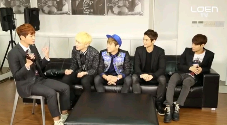 SHINee Gives Special Hints About Third Album in Coming Soon Interview