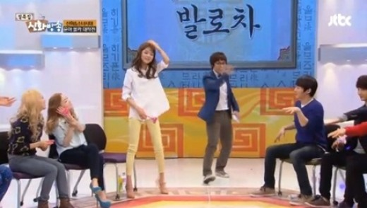 Girl's Generation's Sooyoung Shows Off Her Popping Dance Moves